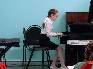Исхакова М. класс преп. Сидоровой Е.П.